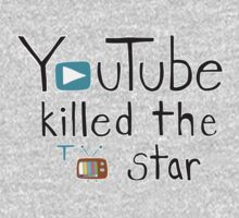 YouTube Killed the TV Star by Ruta Rudminaite