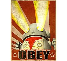 OBEY Version 2 Photographic Print