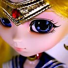 Sailor Pullip Moon by Pauline French