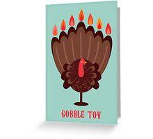 Happy Thanksgivukkah! Greeting Card