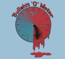 Bullshit 'O' Meter V2 MELTDOWN by mdkgraphics