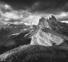 Seceda by Michael Breitung