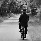 Sunday Bike Ride by Tony Wilder