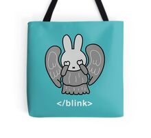 Don't Blink Miffy Tote Bag