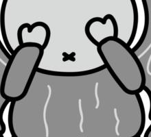 Don't Blink Miffy Sticker