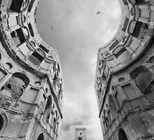 The keyhole by JBlaminsky