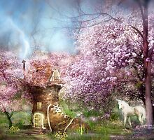 Once Upon A Springtime by Carol  Cavalaris