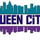 Queen City, NC by MadManHolleran