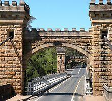 Hampden Bridge by Trish Meyer