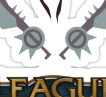 Welcome to the League of Draven! Sticker