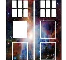 Galaxy TARDIS by The-fangirl