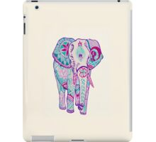 Colorful Elephant iPad Case/Skin