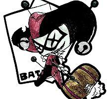 Voodoo Harley Quinn by JJJericho