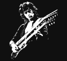 Jimmy Page T-Shirt by popculture