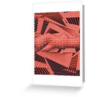 1295 Abstract Thought Greeting Card