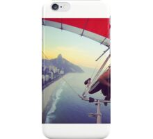 I'd Rather Be...Flying over Rio iPhone Case/Skin