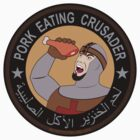 Pork Eating Crusader by jcmeyer
