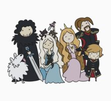 Game of Thrones Time! by Clara Hollins