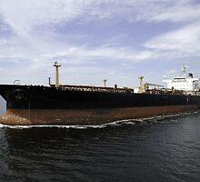 Oil Tanker by Bradford Martin