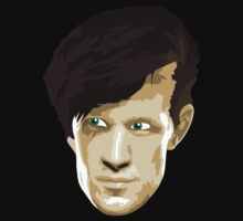 Doctor Who #11 Matt Smith by Chris Singley