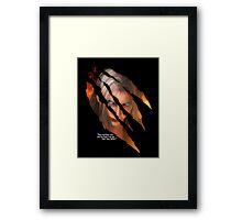 Sephiroth Framed Print