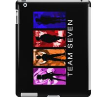 Team Seven iPad Case/Skin
