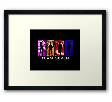 Team Seven Framed Print