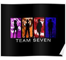 Team Seven Poster
