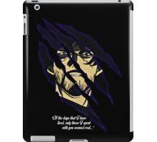 Vincent Volaju iPad Case/Skin