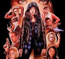 Orphan Black Comic Book by shoshgoodman