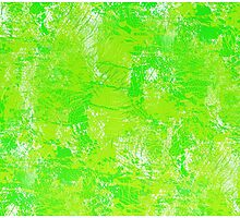 Green Paint  by KCavender