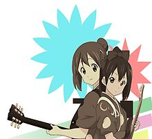 K-ON! by breens