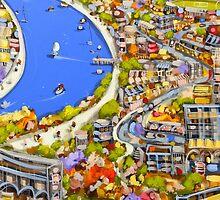 Riverside inspiration by Adam Bogusz