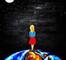 """Hello Luna"" by Rachel Ireland-Meyers"