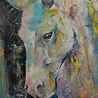 Hidden Heart Horse by Michael Creese