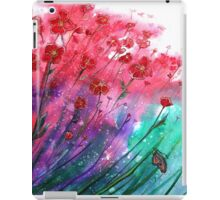 Dancing Poppies  iPad Case/Skin
