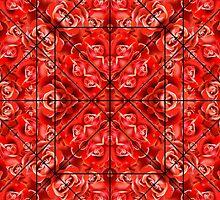 Geometrical Roses by kkkevinacunaaa