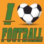 I love football by pokingstick