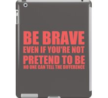 No one can tell the difference iPad Case/Skin