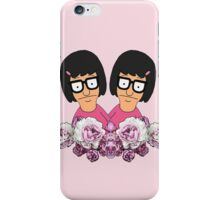Flower Tina iPhone Case/Skin