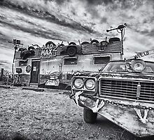 Mad Max Museum, Silverton by Pomseye