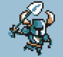Shovel Knight! by aClockworkJake