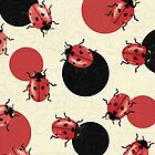 Ladybird Polka by BelleFlores