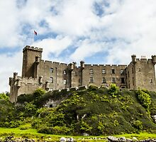 DUNVEGAN CASTLE by taudalpoi