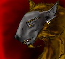 Lycan by GabrielVanHell