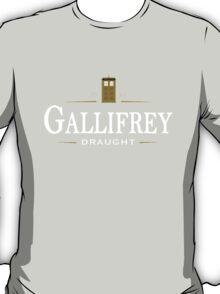 Gallifrey Draught T-Shirt