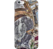 Damaged Molding, Most Blessed Sacrament, Philadelphia iPhone Case/Skin