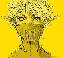 Elven Rebellion by LaintonArt