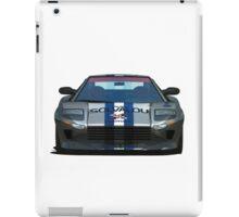 Ridge Racer Type 4 RTS Solvalou Assoluto Bisonte iPad Case/Skin