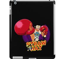 Afro Luffy iPad Case/Skin